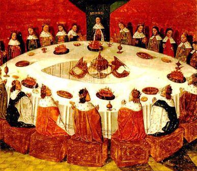 円卓の騎士たち